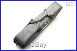 Larue Tactical MKII -Covert Carry Case- Discreet Breakdown Charcoal