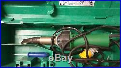 Leister 110v Hot Air Welding Tool Heat Gun Hand Welder With Carry Case