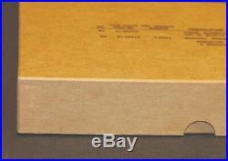 MIL SPEC USGI Kraft box for 1911A1 Remington Rand PIstol WW2 with cosmoline wrap