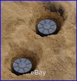 Mono Vault 212, Dry Box Cache Tube, 13 diameter x 13.5 high