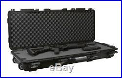NEW Plano Mil-Spec Field Locker Tactical Long Gun Case with Wheels, Black, Large