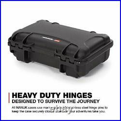 Nanuk 909 Waterproof TSA Safe case for Glock, 1911, SIG, Ruger, and MORE Nanu