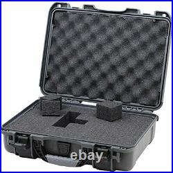Nanuk 910 Professional Hand Gun/Pistol Case Military Approved Waterproof and