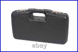 Negrini Italian Leather Model 1911 Handgun Deluxe Travel Case 2018SPLX/6035