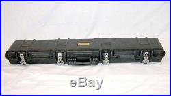 New Airsoft Daystate co2 Waterproof lockable Scoped Rifle case