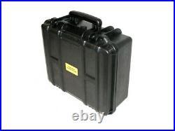 New ArmourCase Waterproof 1520 case precut foam fits 6 Pistols + 20 mags +bonus