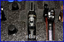 New Armourcase Waterproof 1610 case + precut 6 Revolver Pistol case foam + Bonus