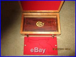 New Custom Extra Deep Pistol Gun Case For Colt Python, 1911, Saa, Smith