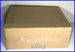 New Pelican Vault V550 Standard Equipment Case with Foam Insert (Black) NFS