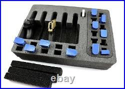 New Precut 5 pistol + 26 mags military foam fits your Pelican Storm IM2600 case