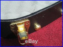 New TKL # A9298/BL KAHR T32 Violin Case for Pistol Tommy Gun Foam Interior