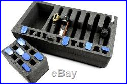 New precut 6 pistol handguns Range storage foam fits your Pelican 1535 Air case