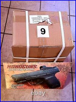 One Case (50) 2021 Handguns Calendar