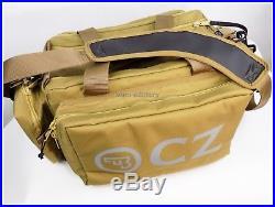 Original CZUB CZ High Quality Shooting Transport Bag Brown CZ Brand New