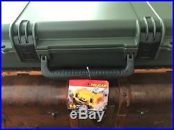 PELICAN Storm Long Gun Case iM3200 Wheeled, OD Green, Vortex Latches, with Foam