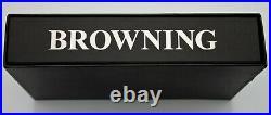 PISTOL GUN PRESENTATION CUSTOM DISPLAY CASE BOX for BROWNING m 1899 / 1900