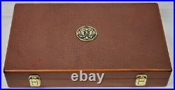 PISTOL GUN PRESENTATION CUSTOM DISPLAY CASE BOX for COLT m1911 government