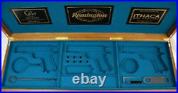 PISTOL PRESENTATION DISPLAY CUSTOM CASE BOX for COLT m1911 A1 REMINGTON ITHACA