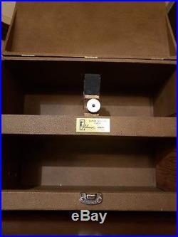 Pachmayr 4 Gun Case Pistol Range Box Super Deluxe Case