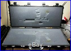 Pelican 1700 Protector Long Case Black 38.12 x 16.00 x 6