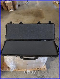 Pelican 1720 Rifle Case with Foam (Black)