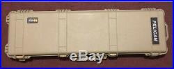Pelican 1750 Desert Tan Case
