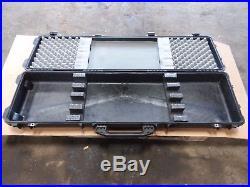Pelican 1750 Hard Waterproof Carry Case, Rifle Case, No foam