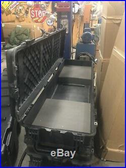 Pelican 1770 Transport Case Military Surplus (Black)