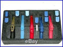 Pelican 5 pistol Quickdraw handgun gun foam insert kit upgrades 1485 case