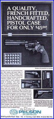 Pelson Inc. 38 Smith & Wesson lemon squeezer 2 Presentation Box