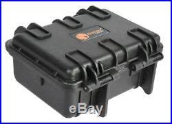 Pistol Hand Gun hard Case for Full size Beretta Ruger Smith & Wesson Sig Sauer +