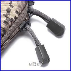 Pistol carry bag portable military handgun holster pouch hand gun soft case Cl