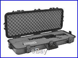 Plano Arms Gun Case Hard Shell Rifle Scope Safe Box Storage Tactical Waterproof