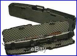 Plano Molding Plano Double Gun Case withHeavy Duty Latches 53x12x6in 151200