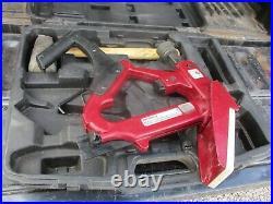 Porta Nailer 402a Hand Nail Gun Hammerhead Flooring Floor Nailer Case & Hammer