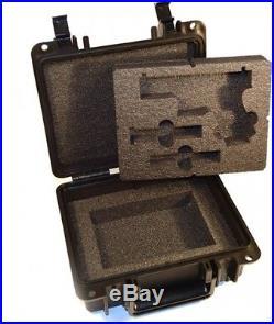 Quick Fire Glock 17, 20, 21, 22, 31, 37 Pistol Gun Magazine Case, QF300-G01 New