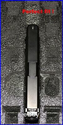 Range Precut 8 pistol + 26 mags military foam insert fits your Pelican 1550 case