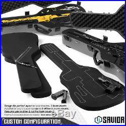 SAVIOR EQUIPMENT Tactical Discreet Rifle Carbine Shotgun Guitar Rifle Gun Case