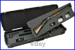 SKB iSeries 3-Gun Competition Rifle Case 50 Carbine Rifle Range Case Hunt BLK