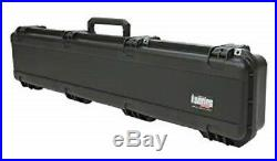 SKB iSeries Single Rifle Hard Case 49 BLACK Shotgun Hunting Rifle Sword Case