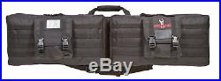Safariland 3-Gun Competition Rifle Case 48 Deluxe Gun & Rifle Range Bag BLACK