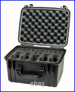 Seahorse SE540 Protective Range Case Black Medium