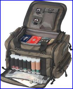 Shotgun Carrier Bag Shell Storage Rain Flap Lift Ports Specialized Pockets Olive