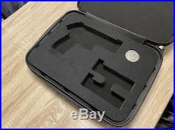 Sig Sauer P226 P220 Legion Pistol Case + Coin Medallion