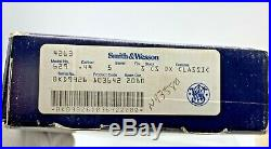 Smith & Wesson DX Classic. 44 Mag Model 629 5 Inch Box Paperwork Target & Insert