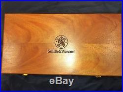 Smith & Wesson Model 29 44 Magnum Mahogany Display Box