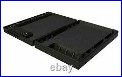 StopBox Instant Access Handgun Lock Box, Black SB101