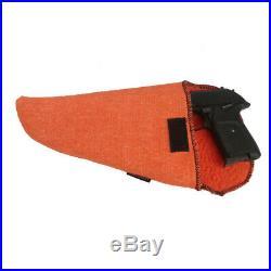 Tourbon Silicone Pistol Gun Sock 3 Pack Hand Gun Case Soft Storage Handgun Safe