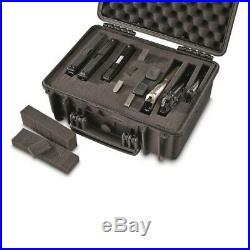 USA Hard Pistol Hand Gun Case Storage Pelican Equiv g3 g4g21 g26 g27 g23 g17 G45