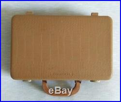 VTG Doskocil Gun Guard Hand Gun Pistol Case Hard Suitcase Briefcase 14x 9x 4.5